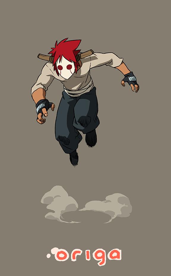 Origa :: Ego by Kurunya