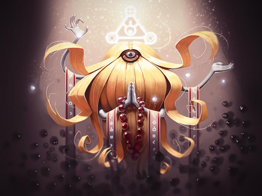 Balance God by Kurunya