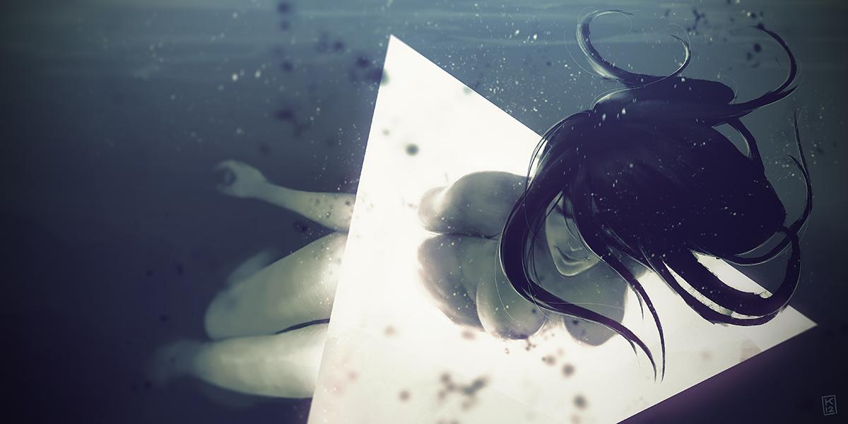 Triangle by Kurunya