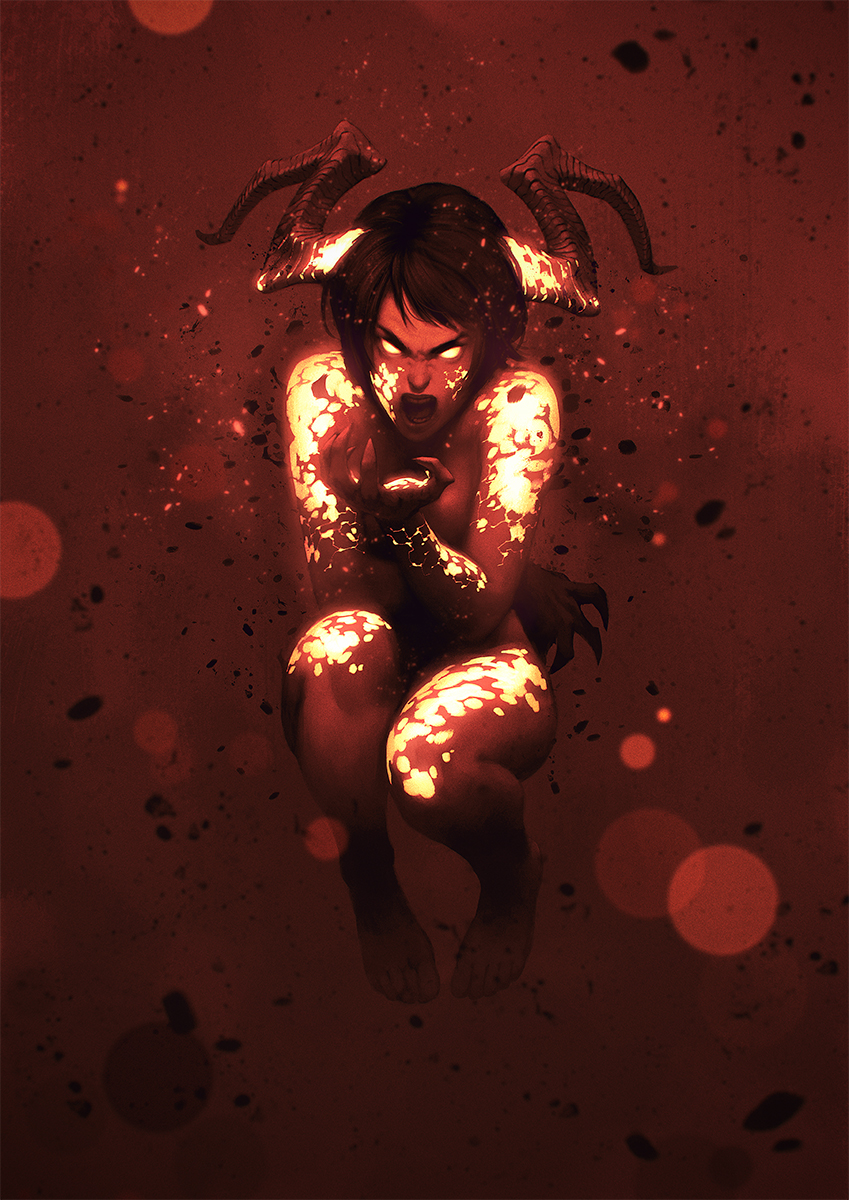 Ashes by Kurunya