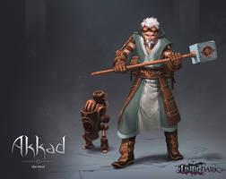 Until Dark - Akkad by Kurunya