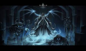 Diablo 3 : The bringer of Death