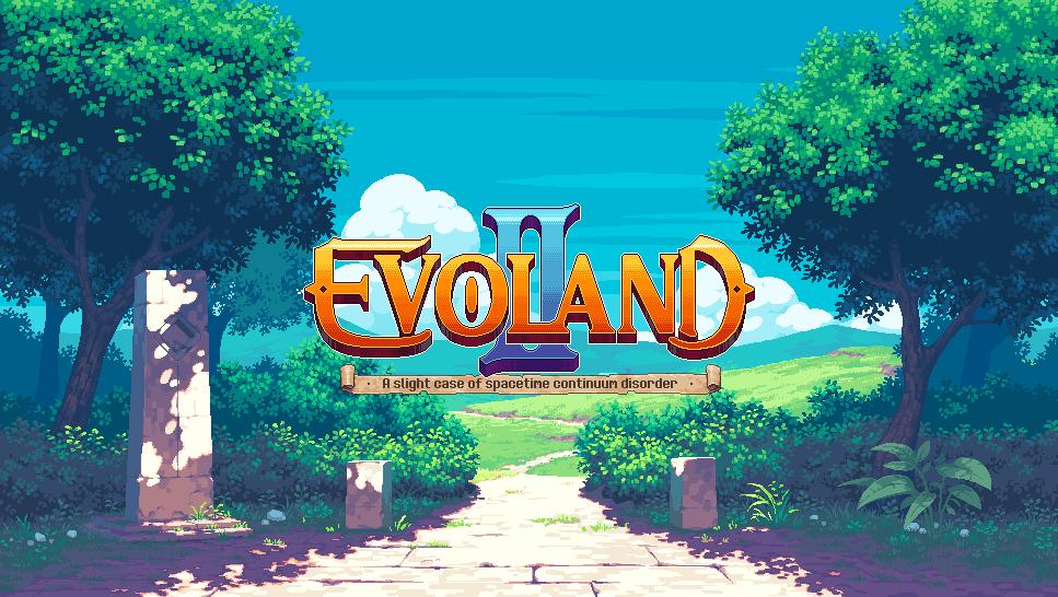 Evoland 2 by Kurunya