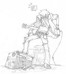 Risu Rockstar - LINE by Kurunya