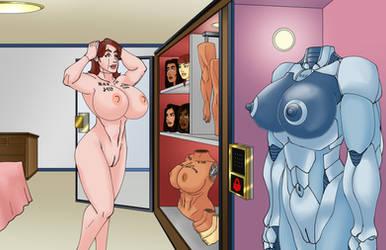 Mombot's Closet by Eloyas