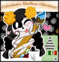 COM - Premio para Maryloza 02 by Numbsoul