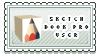 Sketchbook Pro User Stamp by Numbsoul