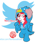 I'm On Twitter (again) by Numbsoul