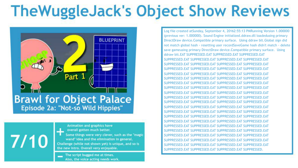 Thewugglejacks object show reviews 2 log file by maximusarea on thewugglejacks object show reviews 2 log file by maximusarea malvernweather Gallery
