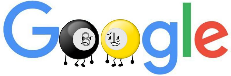 1B8B Google Logo by MaximusArea