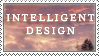 Intelligent Design Stamp by GreenEyezz