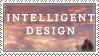 Intelligent Design Stamp by GreenEyezz