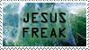 Jesus Freak Stamp by GreenEyezz