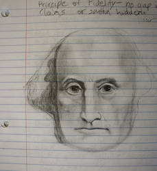 Washington Mill Portrait