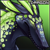Dragon icon Comission by o-Soulwings-o