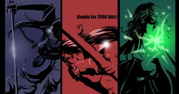 2000hits by Arwentyan