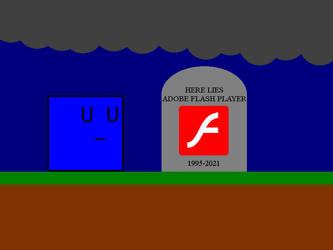 RIP Flash Player