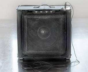 Guitar amplifier by Nizzumi