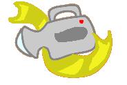 K-capture cutie mark vector by AHSystemDown