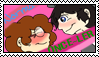 Once-Ler and Norma stamp by AHSystemDown