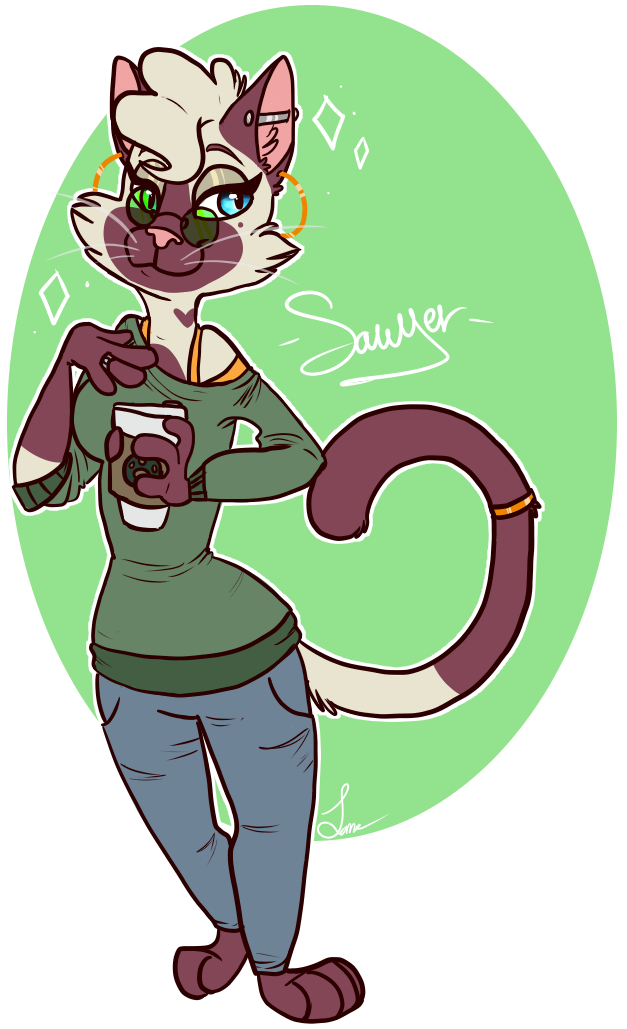 Coffee days by Starlord-wannabe