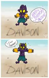 Happy Birthday Dawson!