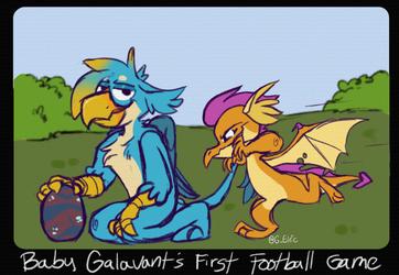 Football smollus style