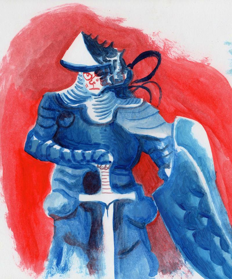 Generic Tecno Warrior by niconosave