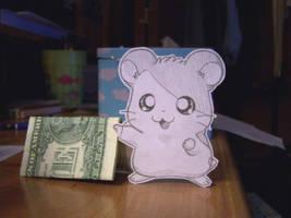 Paper Child: Hamtaro by Momogirl