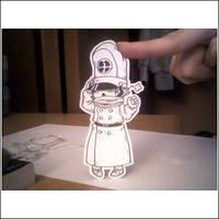 Paper Child: Cristo by Momogirl