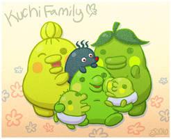 Kuchi Family by Momogirl