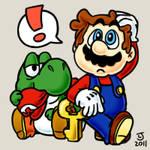 It's A Mario World
