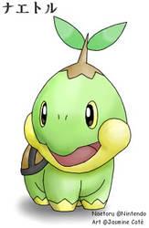 Pokemon: Naetoru