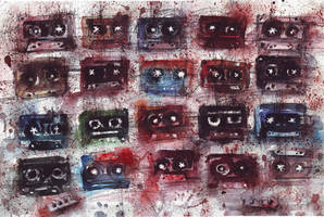 tapes by MarinaVeselinovic