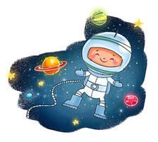 Little Spaceman