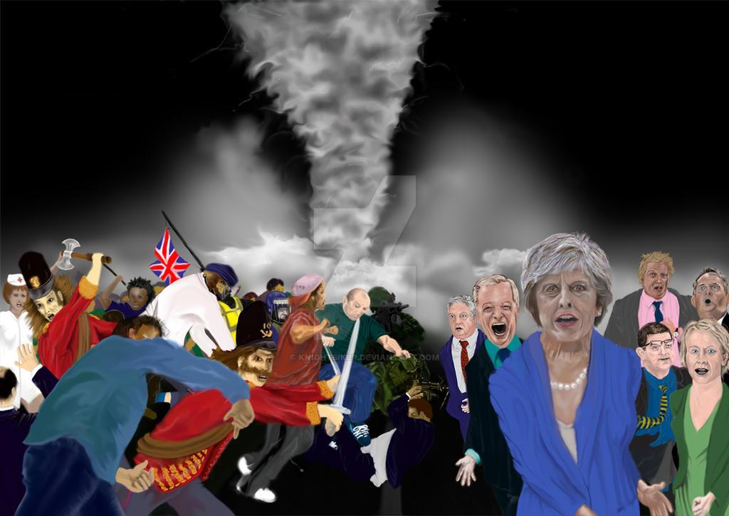 Nach Brexit By KnightBiker On DeviantArt
