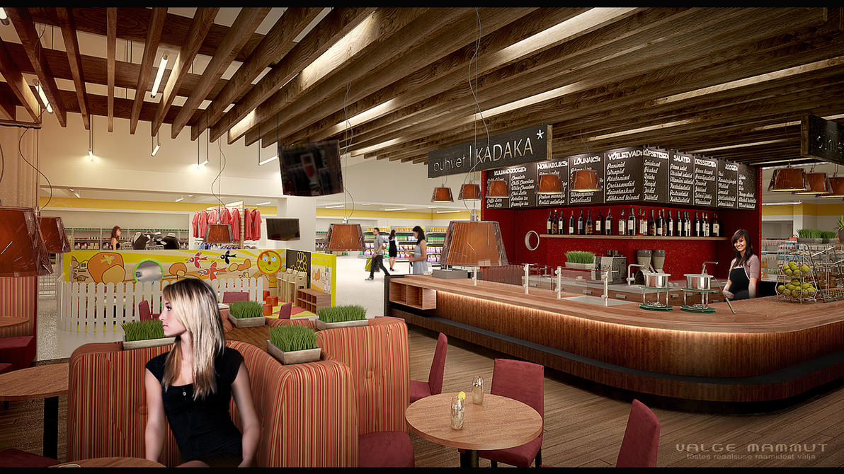 Cafe KADAKA 1 by gravier25
