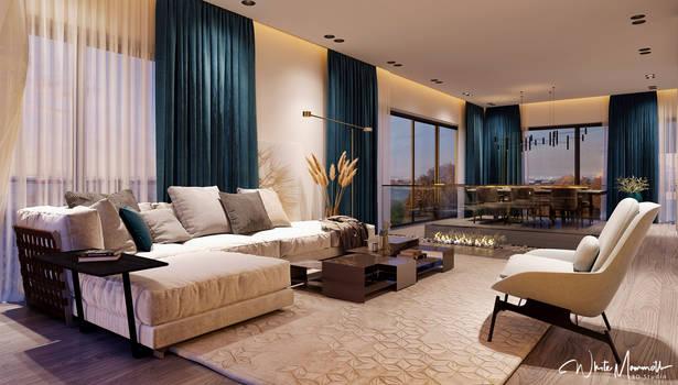 Merirahu Livingroom 2
