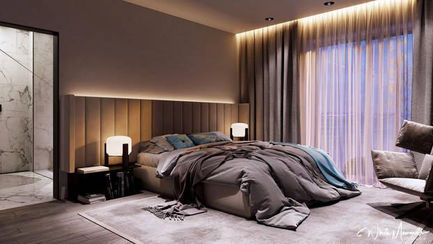 Merirahu Bedroom