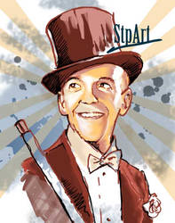 Fred Astaire by jade-starck