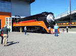 SP 4449 At the ORHC