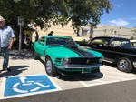 Generation 1 1970 Mustang Boss 302 by TaionaFan369