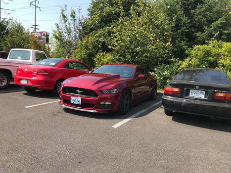 Generation 6 Mustang
