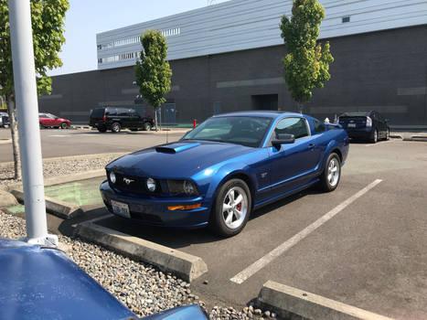 Generation 5 Mustang GT