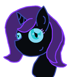 Nyx (Cookiexmuffins colored) by TaionaFan369
