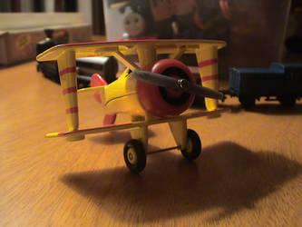 ERTL Tiger Moth by TaionaFan369