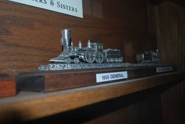The General in Silver