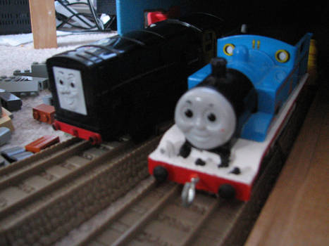 ...a very special engine