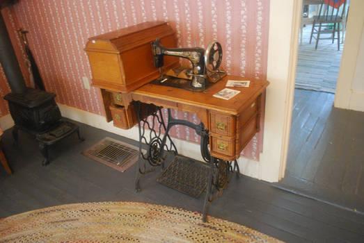 Classic Sewing Machine