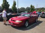 Generation 4 Convertible Mustang GT 4.6L by TaionaFan369